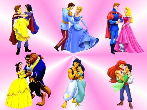 Lo que aprendí de las historias de Princesas.