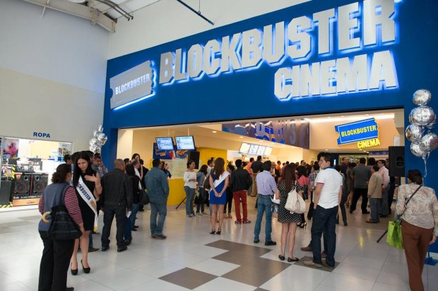 Blockbuster Edo. de México