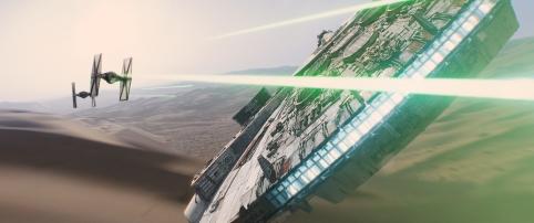 Star Wars: The Force Awakens..Ph: Film Frame..? 2014 Lucasfilm Ltd. & TM. All Right Reserved.