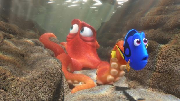 Buscando a Dory ©2016 Disney•Pixar.