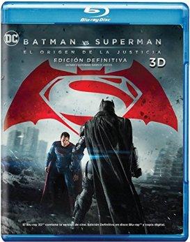 Portada del Blu-ray 3D
