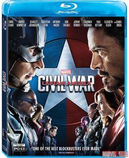 Portada del Blu-ray para EUA