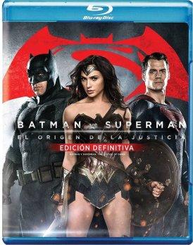 Portada del Blu-ray