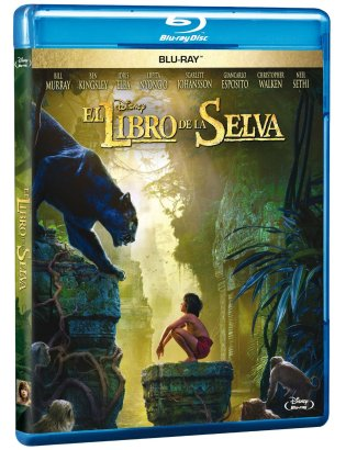 Portada del Blu-ray para Latinoamérica