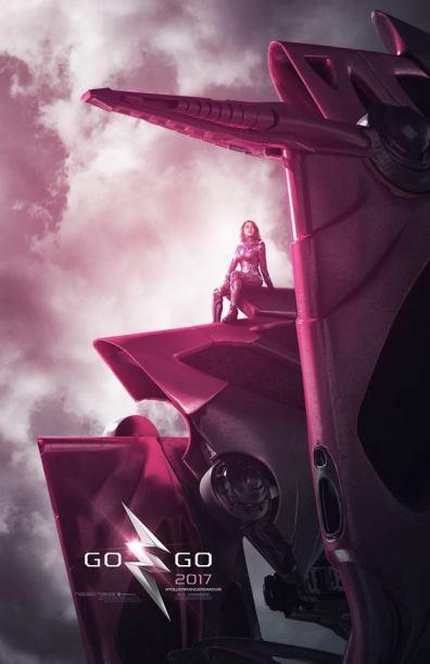 Ranger Rosa | Naomi Scott