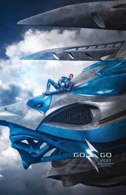 Ranger Azul   RJ Cyler