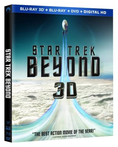 Portada del Blu-ray 3D en EUA