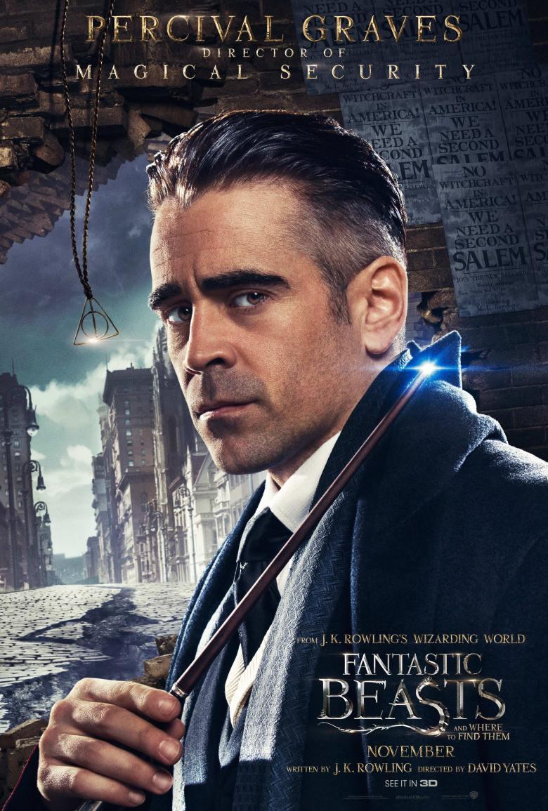 Fantastic Beasts - Percival Graves Poster.png