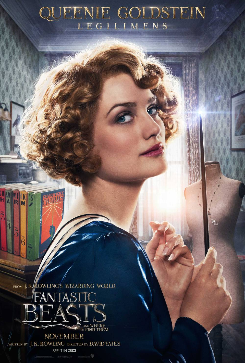 Fantastic Beasts - Queenie Goldstein Poster.png