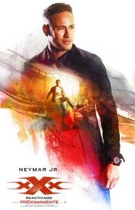 Neymar Jr se interpreta a sí mismo en 'xXx: Reactivado'