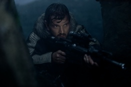 Rogue One: A Star Wars Story..Cassian Andor (Diego Luna)..Ph: Giles Keyte..© 2016 Lucasfilm Ltd. All Rights Reserved.