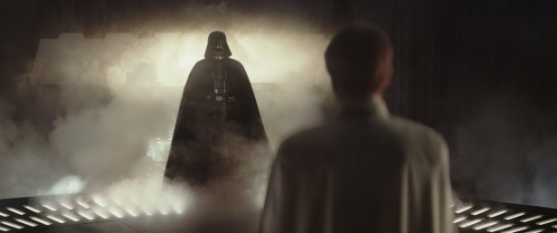 Rogue One: A Star Wars Story..Darth Vader..Photo credit: Lucasfilm/ILM..©2016 Lucasfilm Ltd. All Rights Reserved.