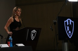 Netfilx Club de Cuervos S2, Press Conference 2016/Inés Sainz/Photographer-Federico García.