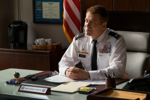 Holt McCallany plays Col. Morgan in Jack Reacher: Never Go Back from Paramount Pictures and Skydance Productions