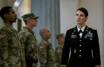 Cobie Smulders plays Turner in Jack Reacher: Never Go Back from Paramount Pictures and Skydance Productions