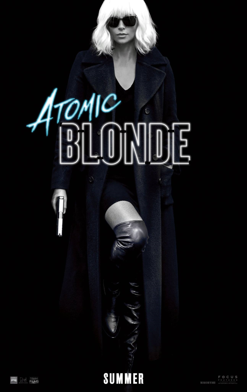 Atomic Blonde US Teaser Poster