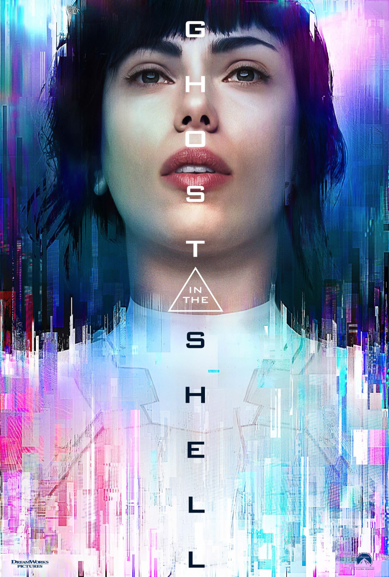 Ghost in the Shell US Poster TF 2
