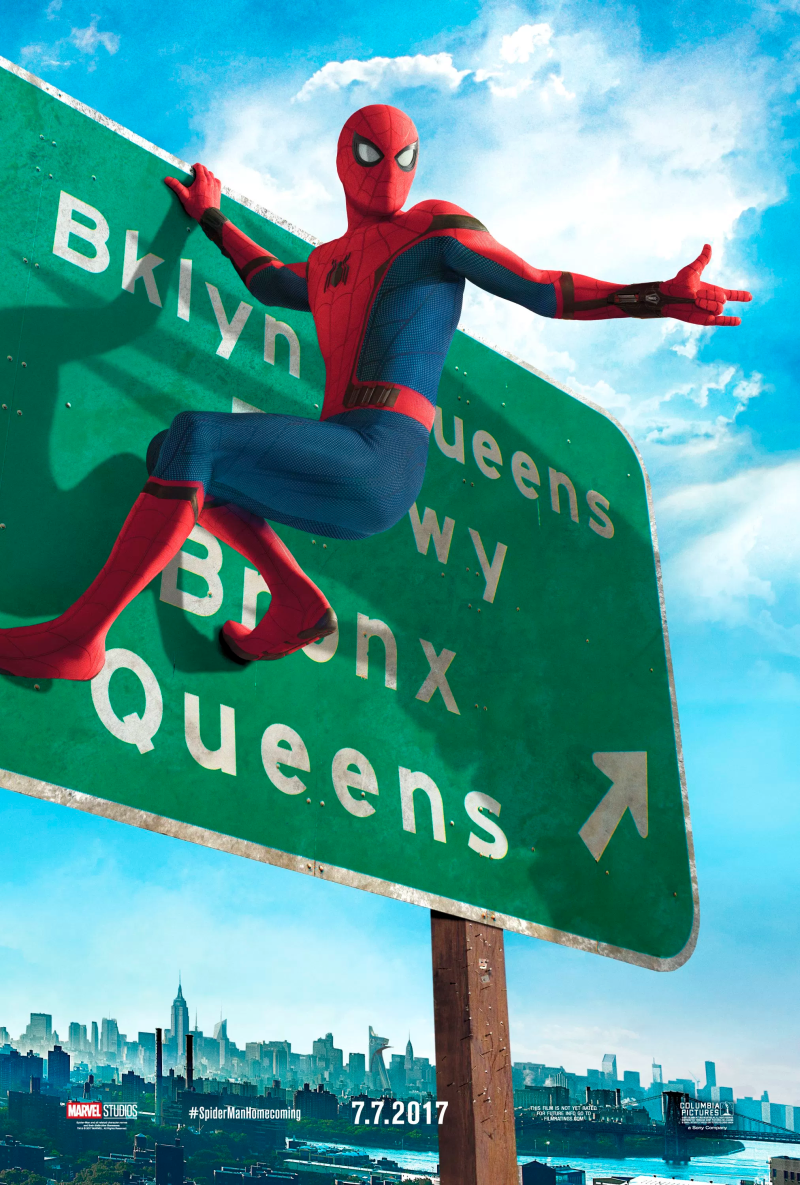Spider-Man Homecoming US Teaser Poster 3