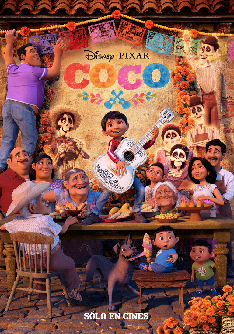 Coco-Family-Poster-Pixar