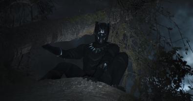 Marvel Studios' BLACK PANTHER Black Panther/T'Challa (Chadwick Boseman) Ph: Film Frame ©Marvel Studios 2018