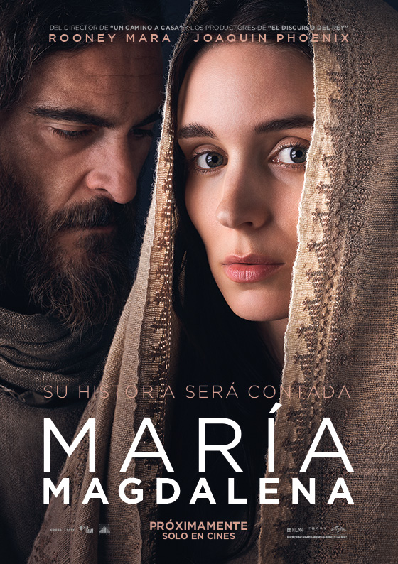 Póster María Magdalena Universal Pictures Rooney Mara Joaquin Phoenix.jpg