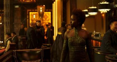 Marvel Studios' BLACK PANTHER Nakia (Lupita Nyong'o) Ph: Film Frame ©Marvel Studios 2018