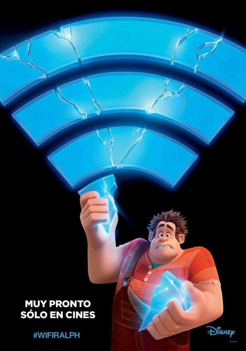WiFi Ralph póster oficial.jpg