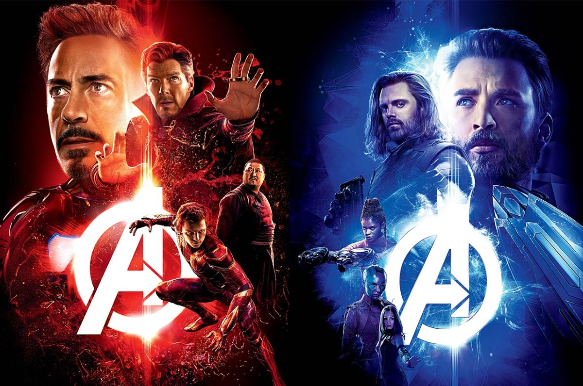¡Checa los nuevos pósters de 'Avengers: Infinity War'!