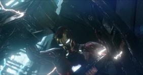 Marvel Studios' AVENGERS: INFINITY WAR..Iron Man/Tony Stark (Robert Downey Jr.)..Photo: Film Frame..©Marvel Studios 2018
