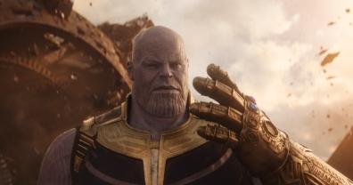 Marvel Studios' AVENGERS: INFINITY WAR..Thanos (Josh Brolin)..Photo: Film Frame..©Marvel Studios 2018