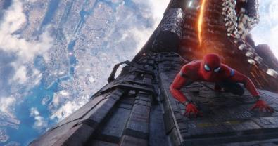 Marvel Studios' AVENGERS: INFINITY WAR..Spider-Man/Peter Parker (Tom Holland)..Photo: Film Frame..©Marvel Studios 2018