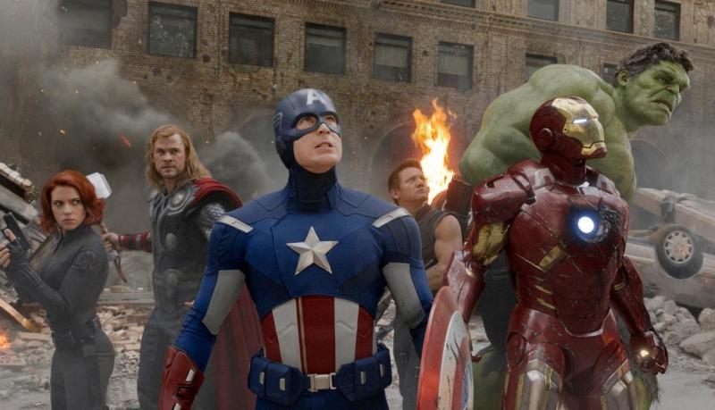 batalla de nueva york avengers