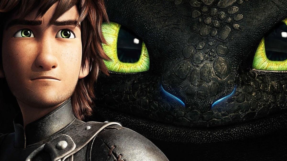 Ya tenemos título y sinopsis de 'Cómo entrenar a tu dragón 3'