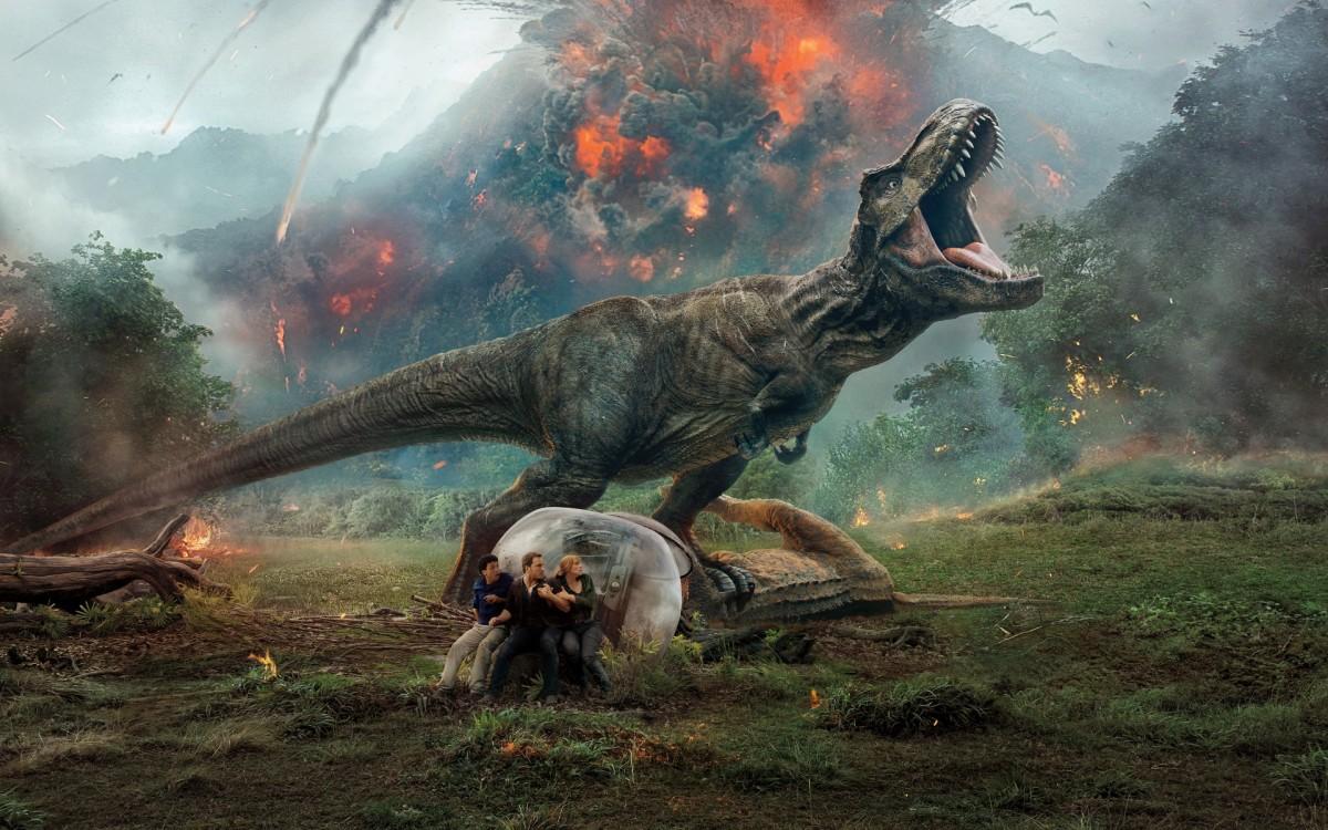 ¿Cuándo se estrena 'Jurassic World: El Reino Caído' en México?