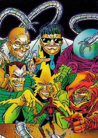 los seis siniestros secuela spider man homecoming marvel studios