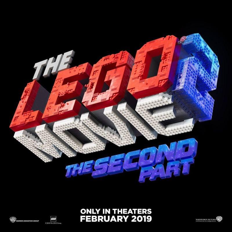 the lego movie 2 estreno