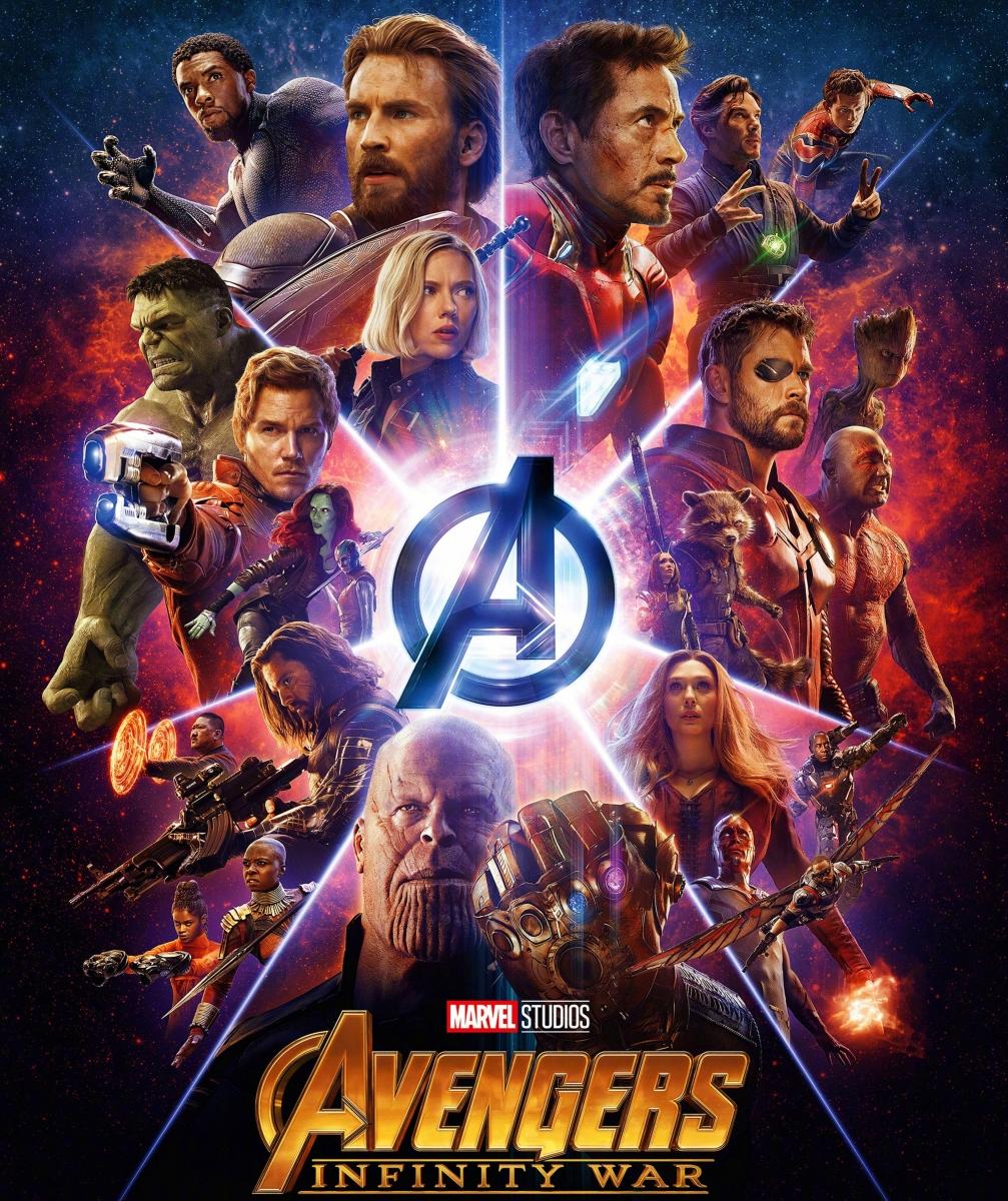 Detalles y fecha de estreno del Blu-ray de 'Avengers: Infinity War'