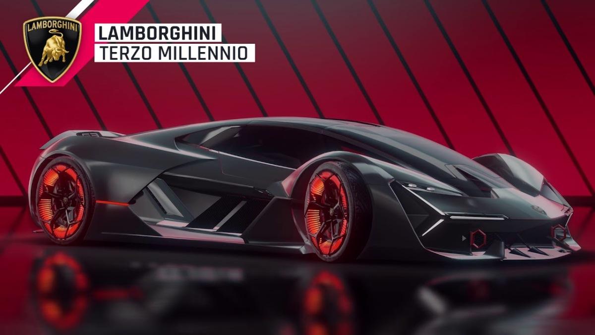 Gameloft y Lamborghini se asocian para ofrecer una experiencia exclusiva con el Terzo Millennio en 'Asphalt 9: Legends'