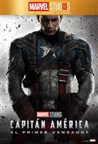 Marvel10 Capitan America El Primer Vengador