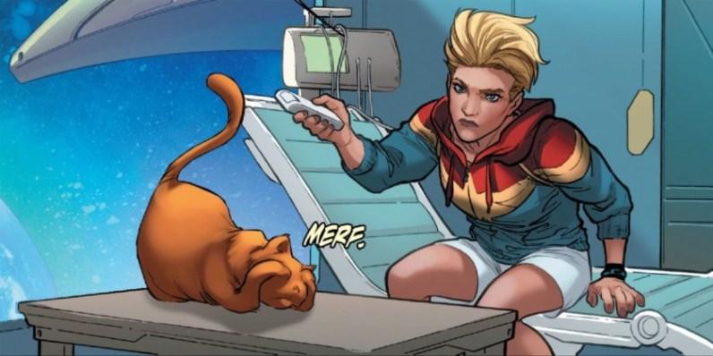 captain marvel chewie 1